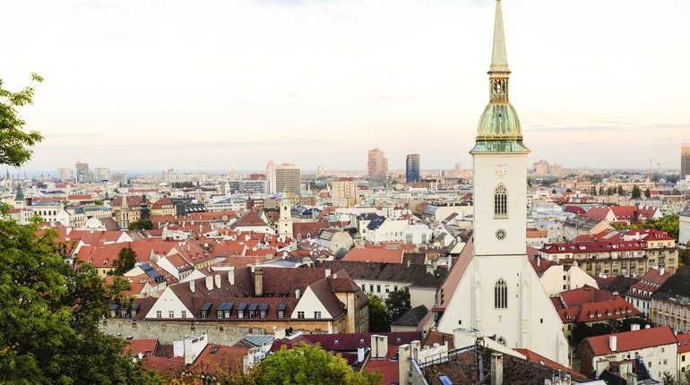 All Star Auto Insurance >> St Martin's Cathedral in Bratislava, Slovakia - Lonely Planet