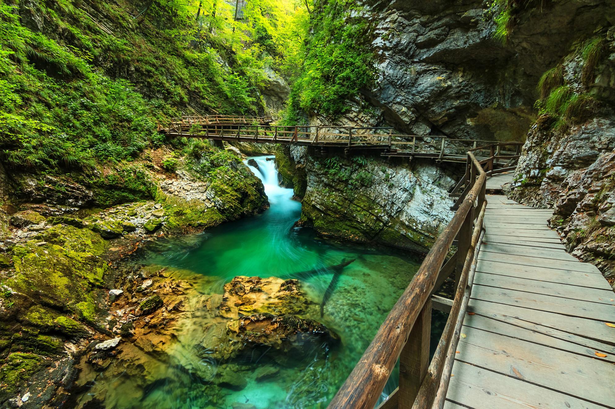Vintgar Gorge Lonely Planet