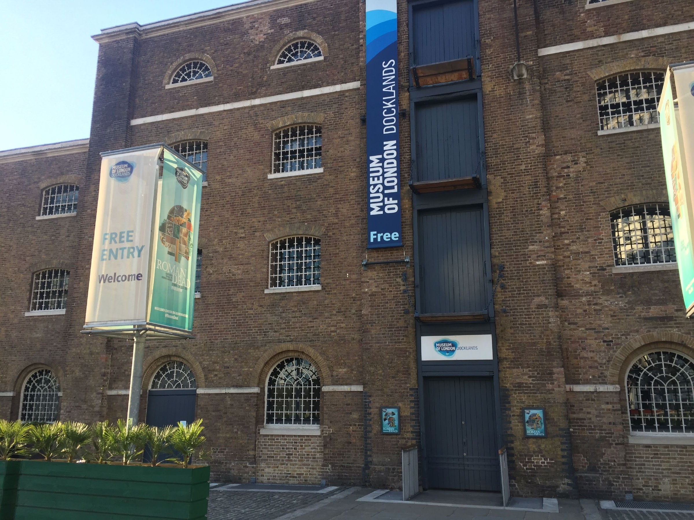 D Exhibition Docklands : Museum of london docklands london england attractions lonely planet