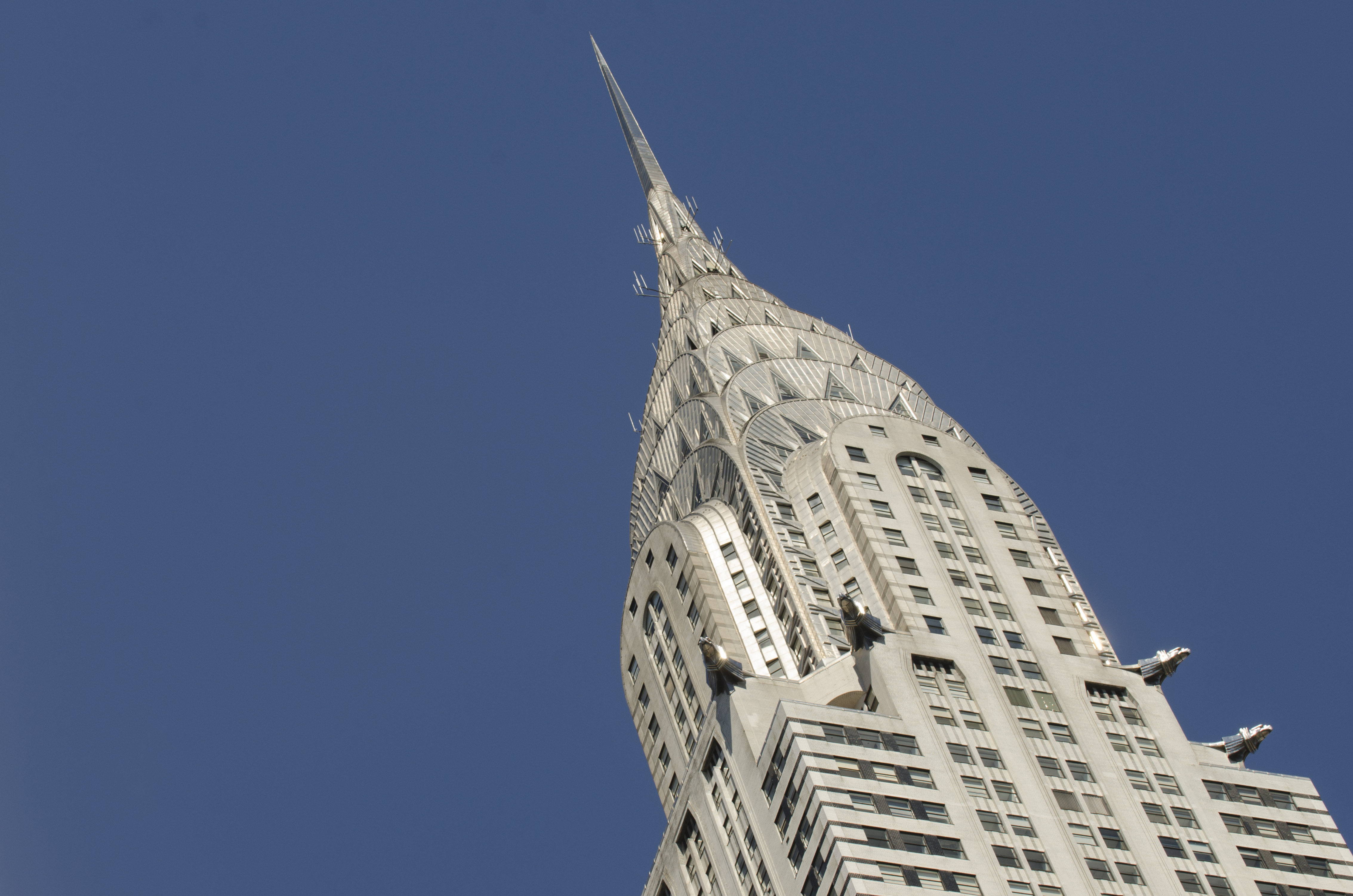 Pictures Of The Chrysler Building In New York City