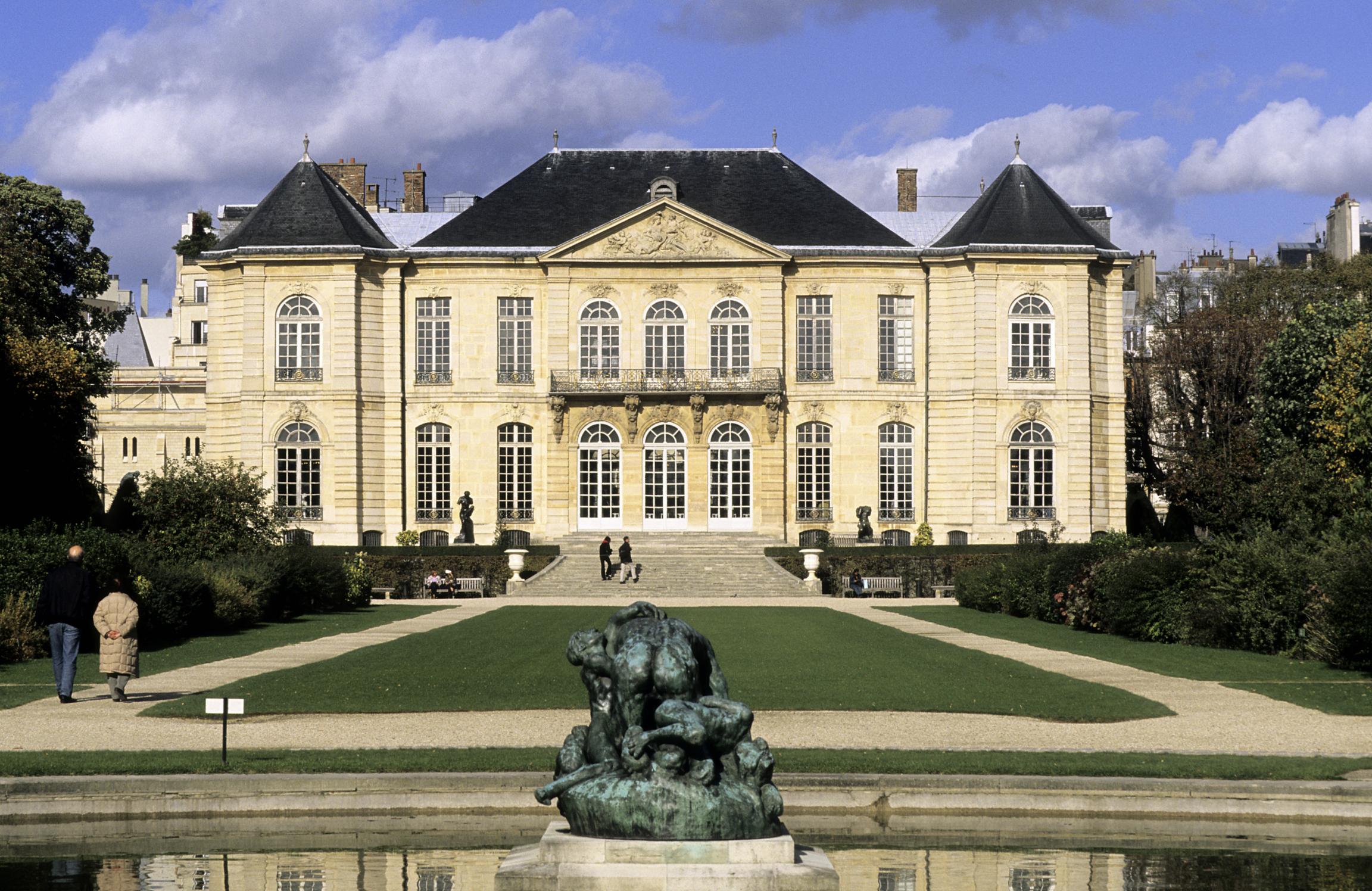 Art Car Museum >> Musée Rodin - Lonely Planet