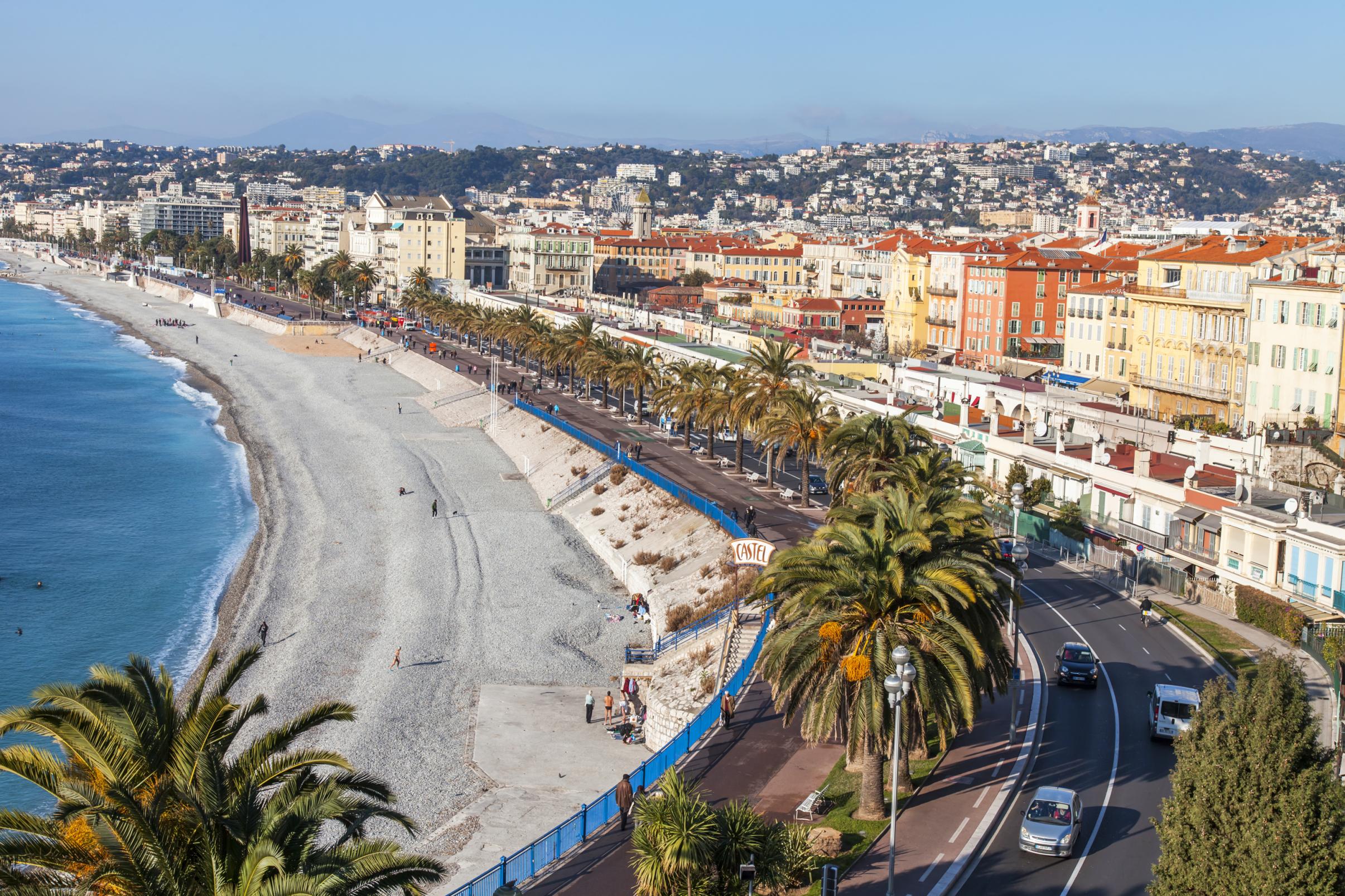 Afbeeldingsresultaat voor Promenade des anglais