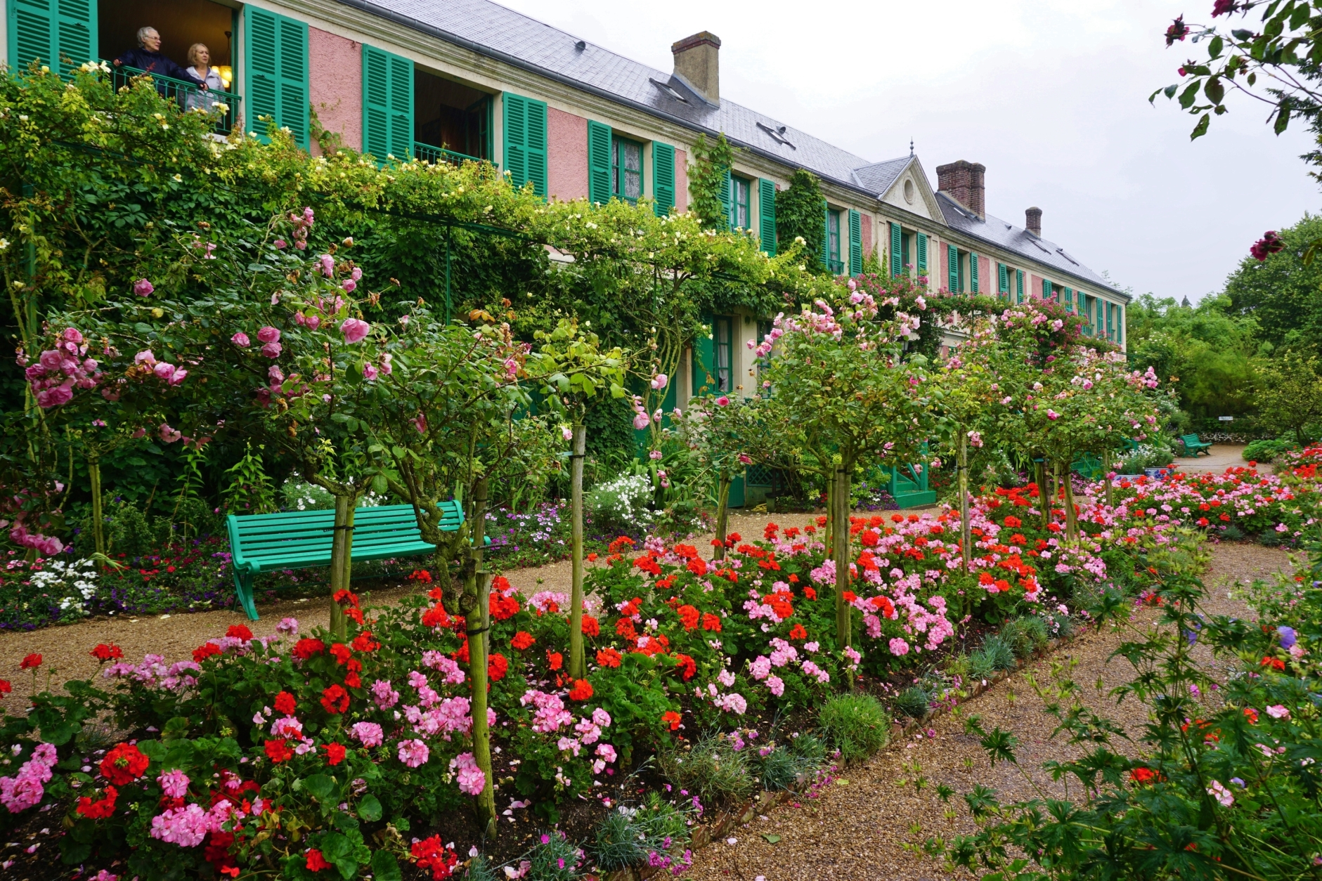 Maison Et Jardins De Claude Monet Giverny France Giverny