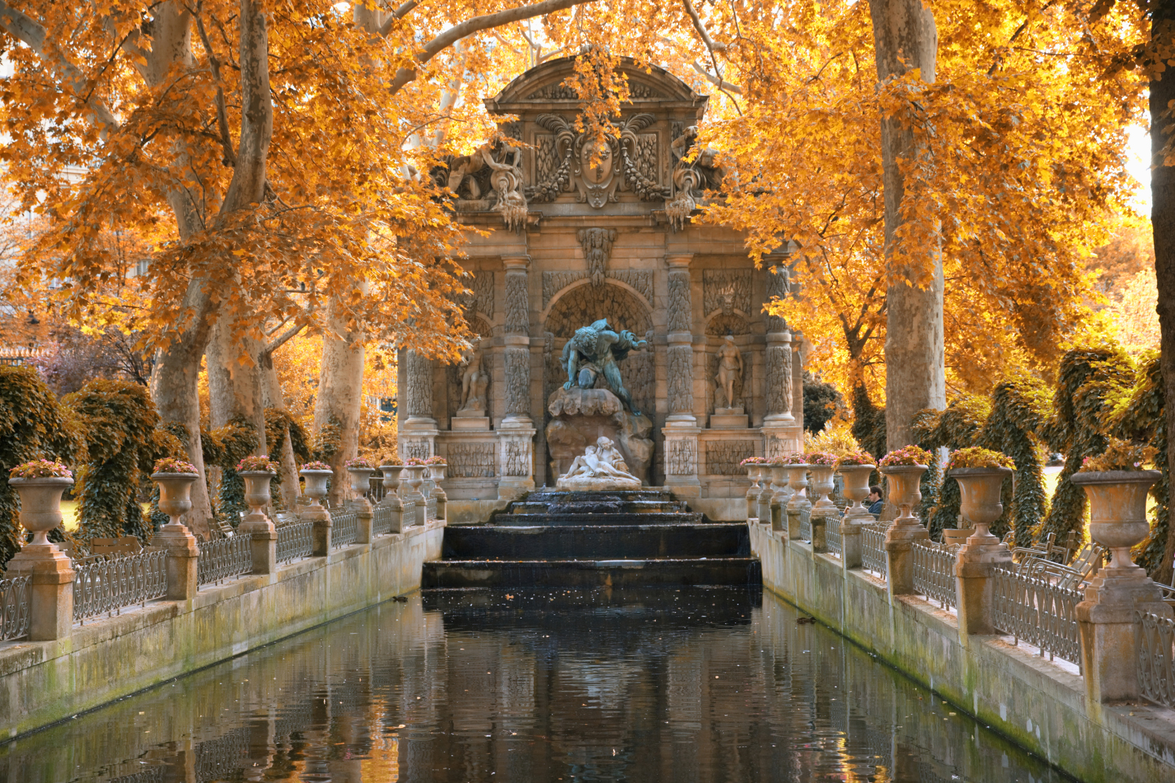 Jardin Du Luxembourg Paris France Attractions Lonely Planet