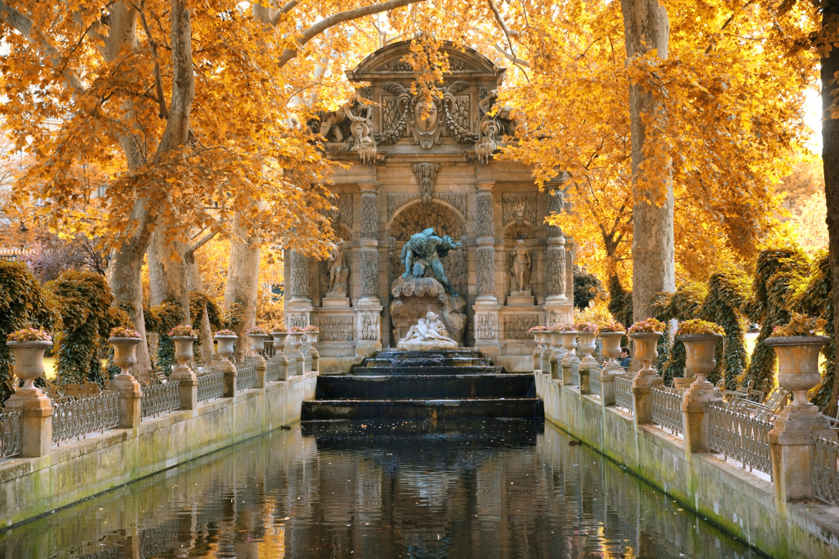 Jardin Du Luxembourg In Paris France Lonely Planet