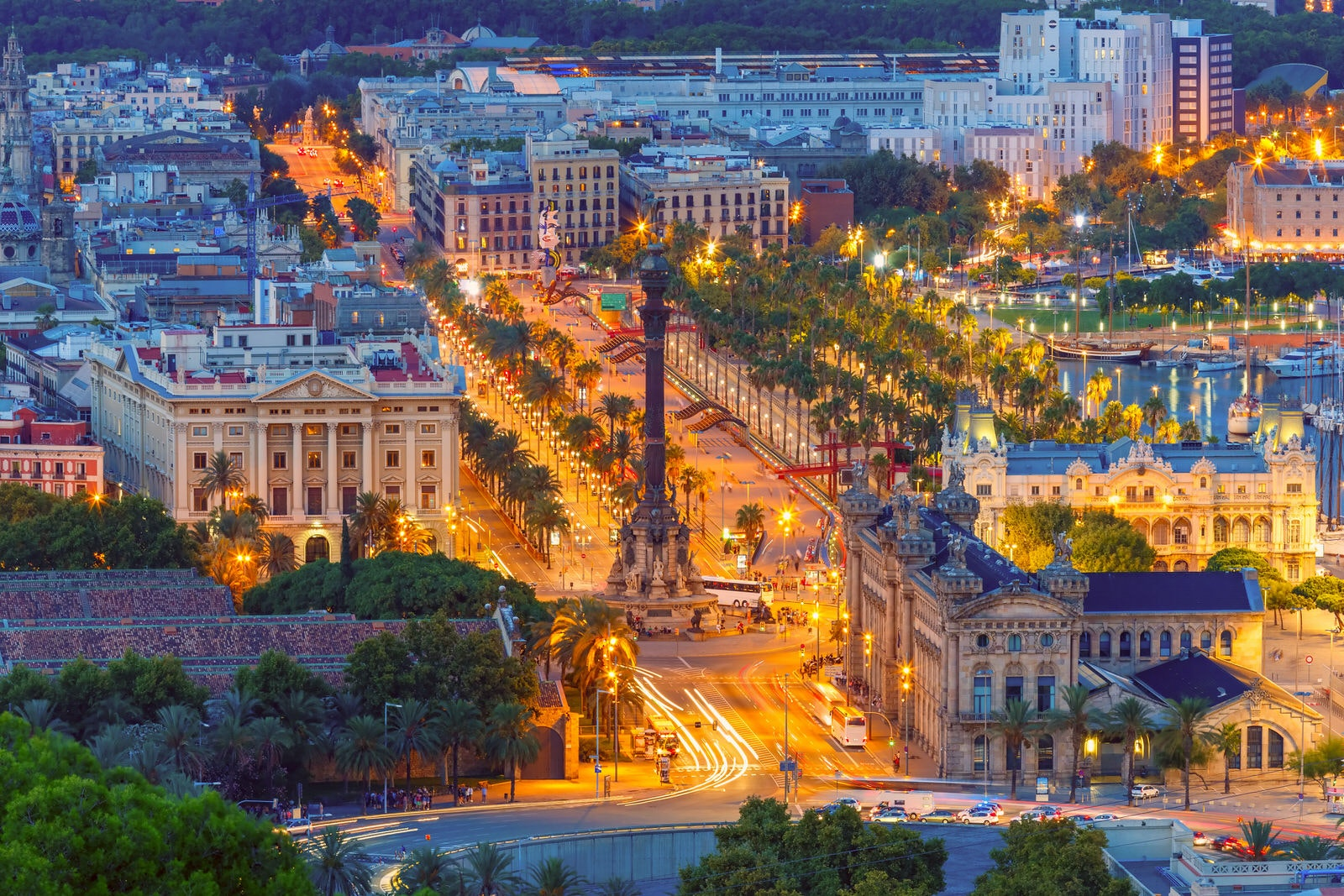 Barcelona Hotels and Places to Stay