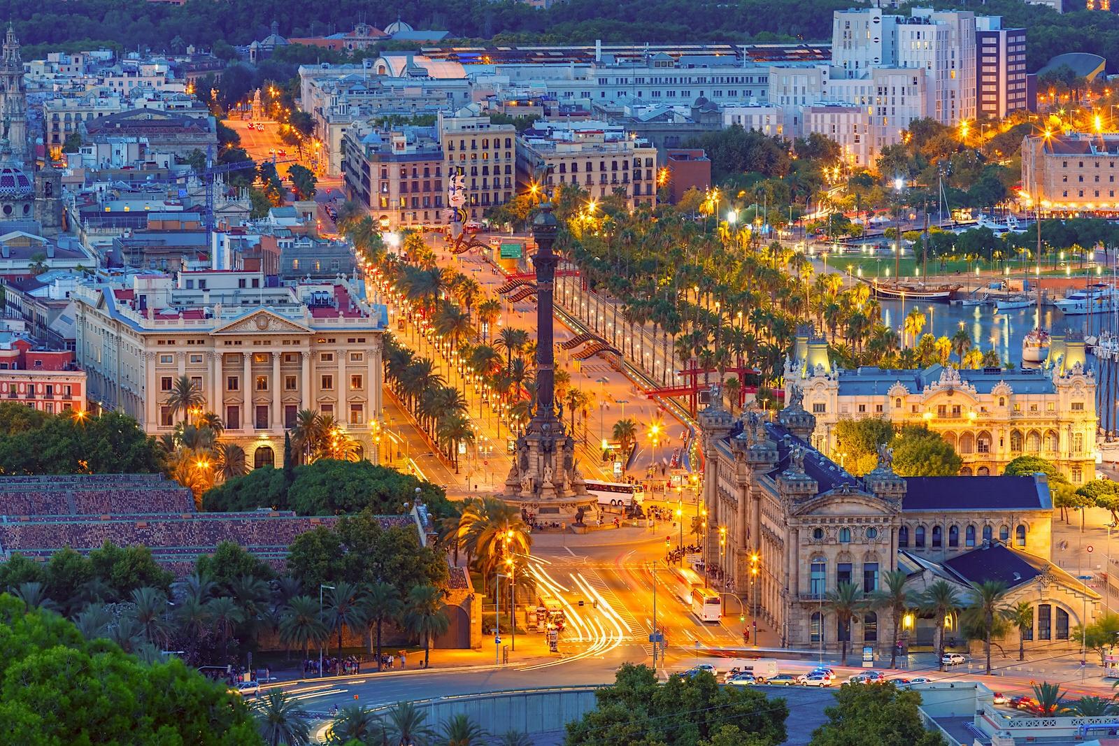 Image result for barcelona city
