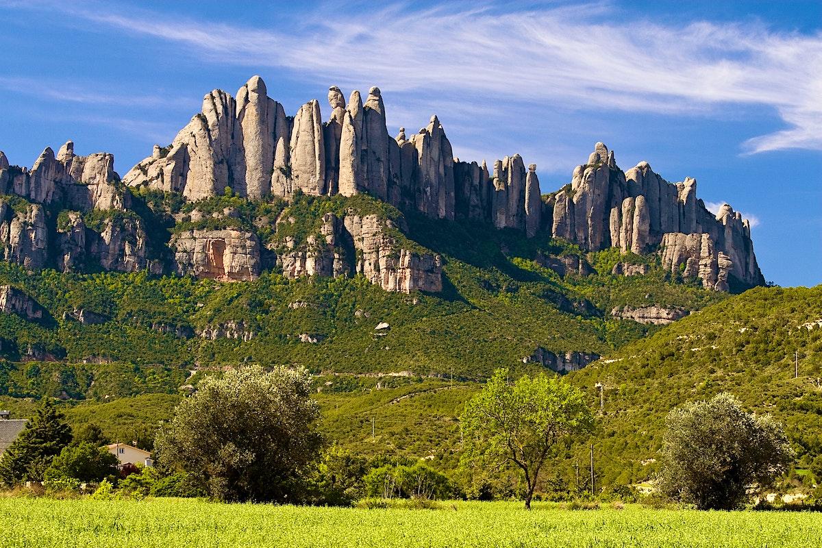 Montserrat Mountain Sharp 10 Vib 20 Barcelona Travel Lonely Planet