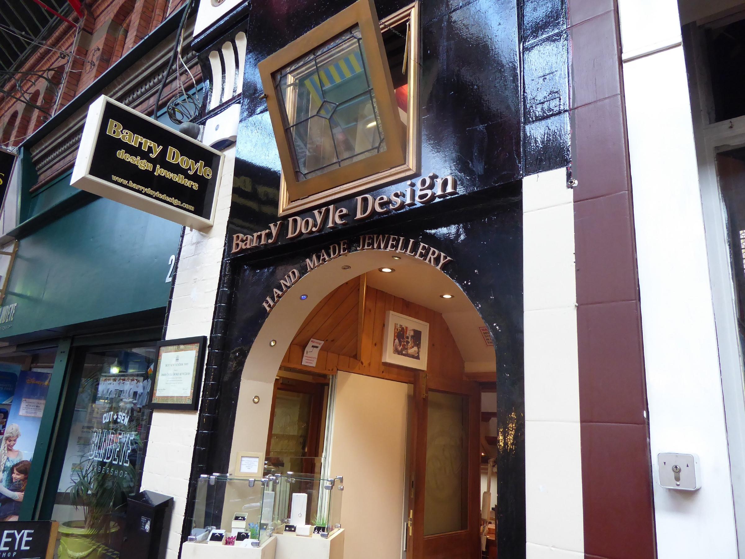 Design Yard Dublin Jewellery: Barry Doyle Design Jewellers