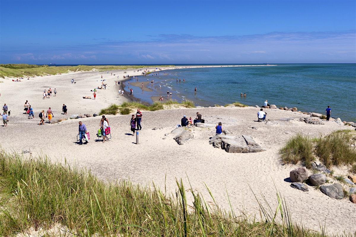 Skagen Travel Denmark Lonely Planet