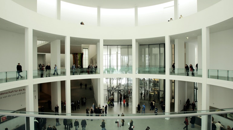 Pinakothek Der Moderne In Munich Germany Lonely Planet