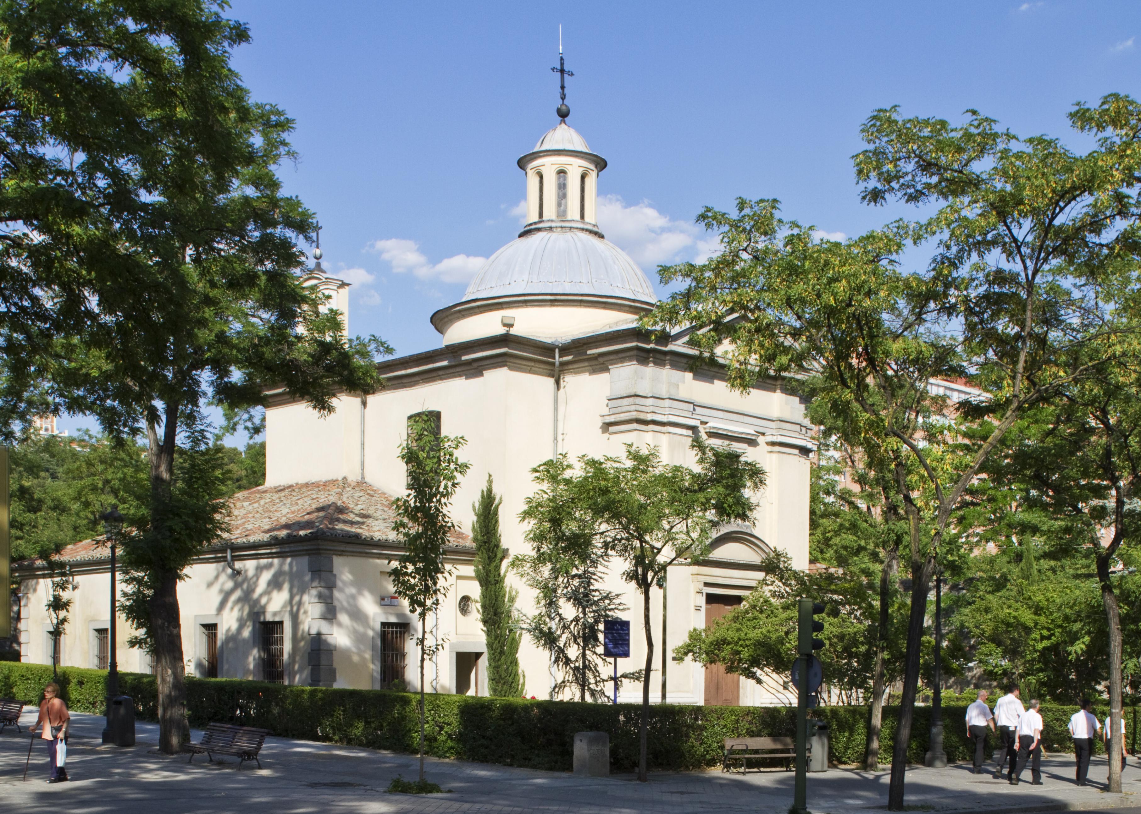 Ermita De San Antonio De La Florida Madrid Spain