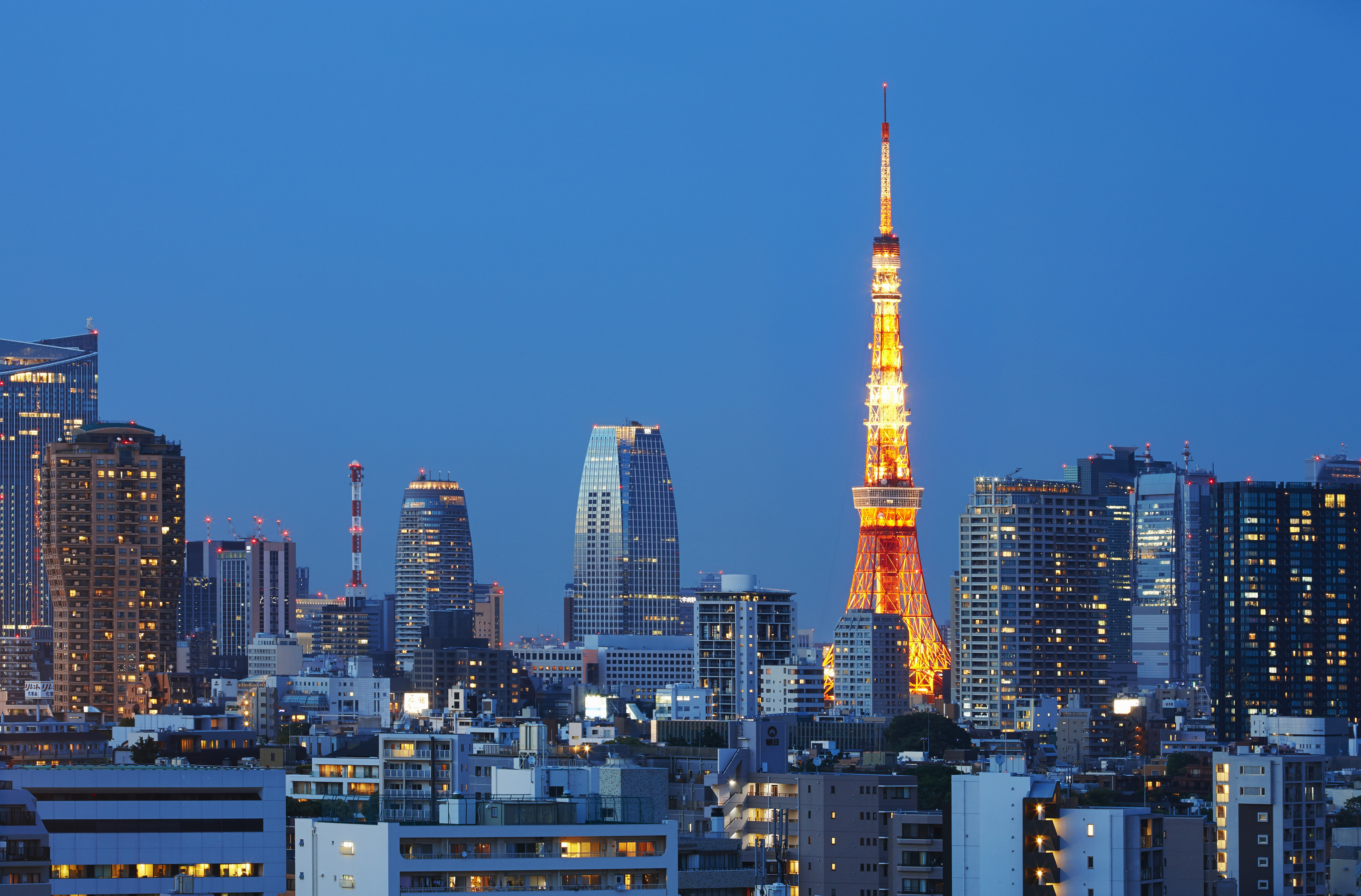Tokyo Tower Japan Attractions Lonely Planet