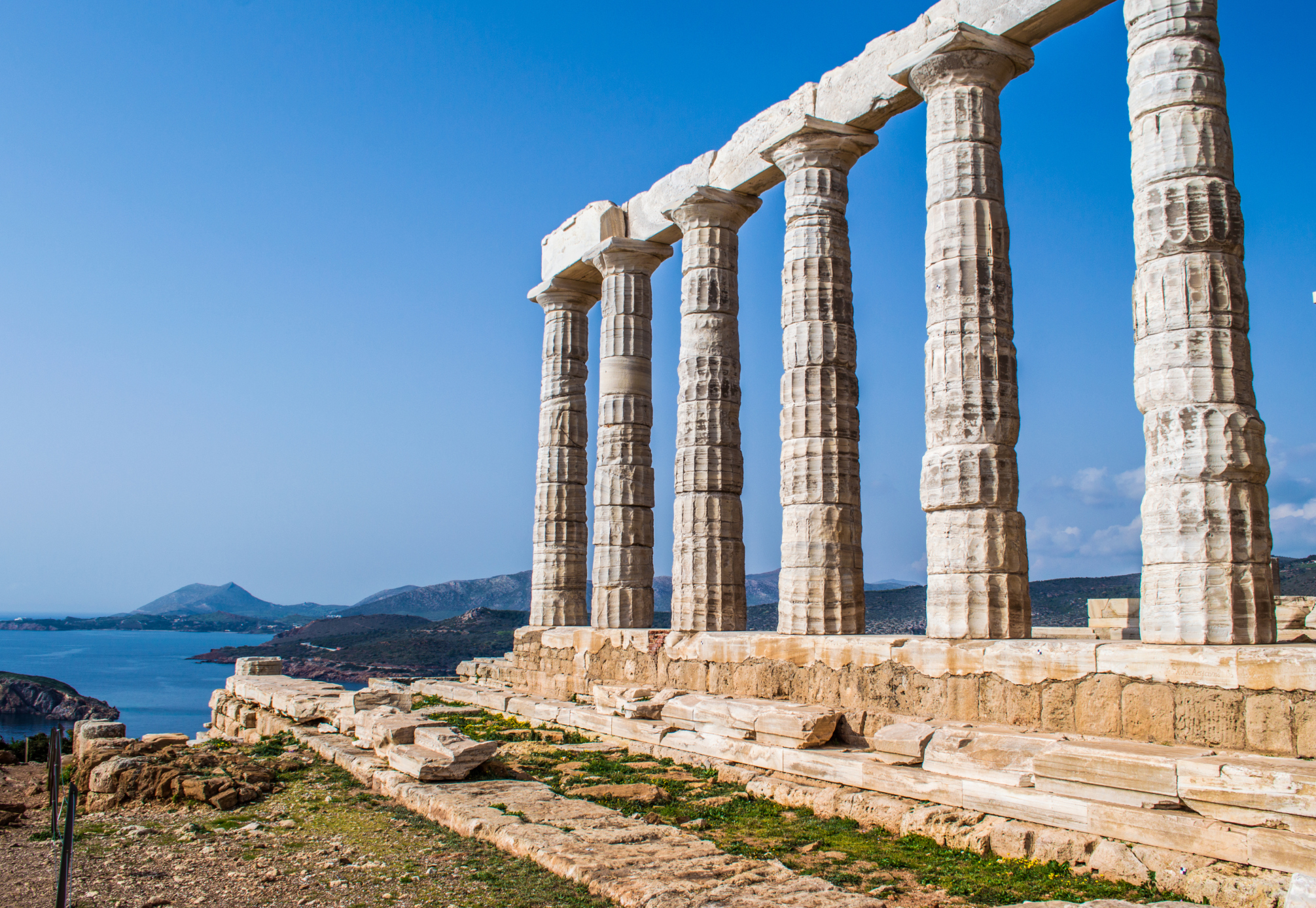 Temple of Poseidon - Lonely Planet