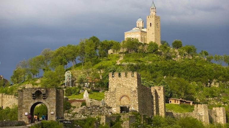 All Star Auto Insurance >> Tsarevets Fortress in Veliko Târnovo, Bulgaria - Lonely Planet