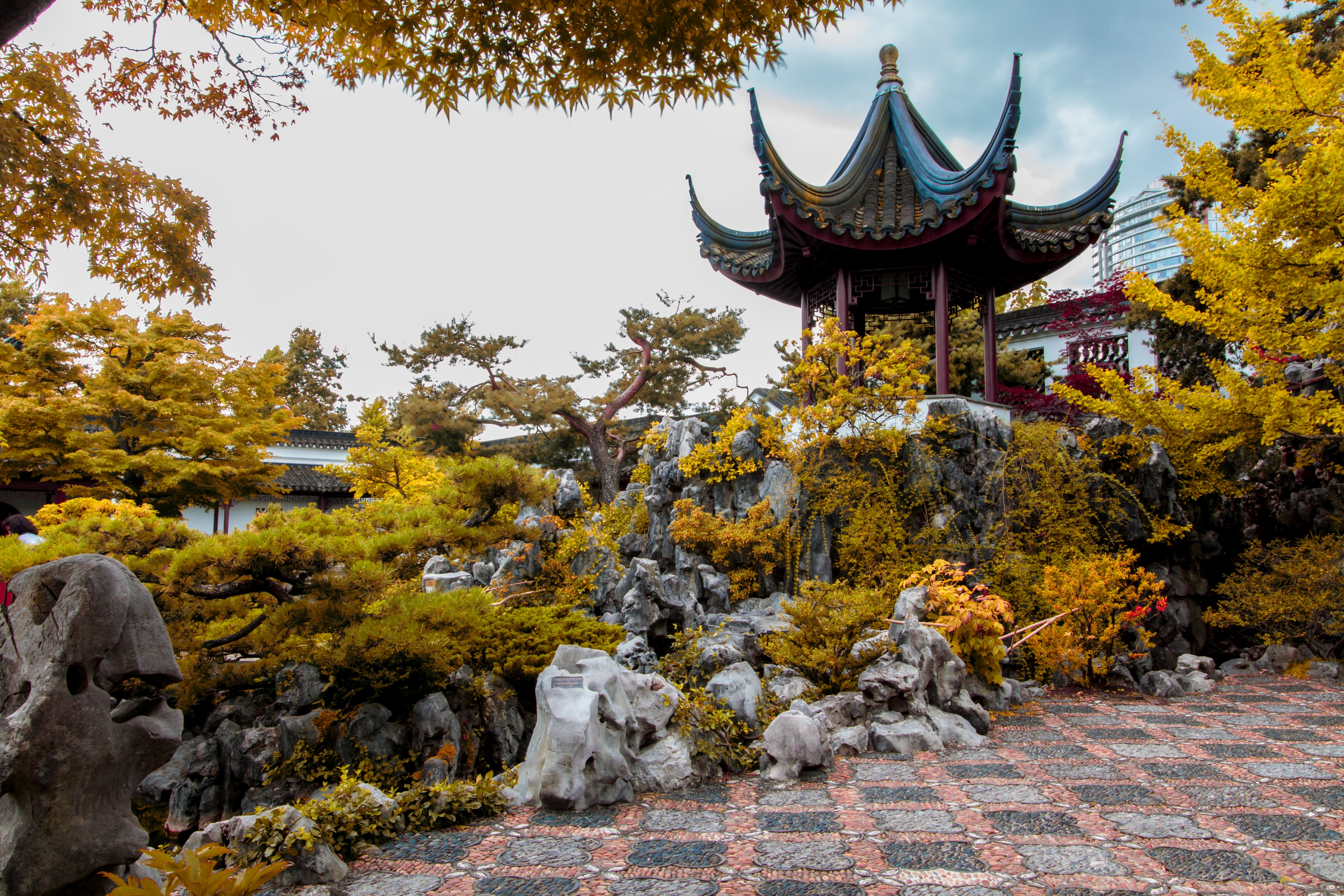Dr Sun Yat-Sen Classical Chinese Garden & Park - Lonely Planet