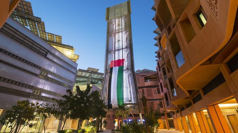 Masdar city in abu dhabi united arab emirates lonely planet for Masdar abu dhabi