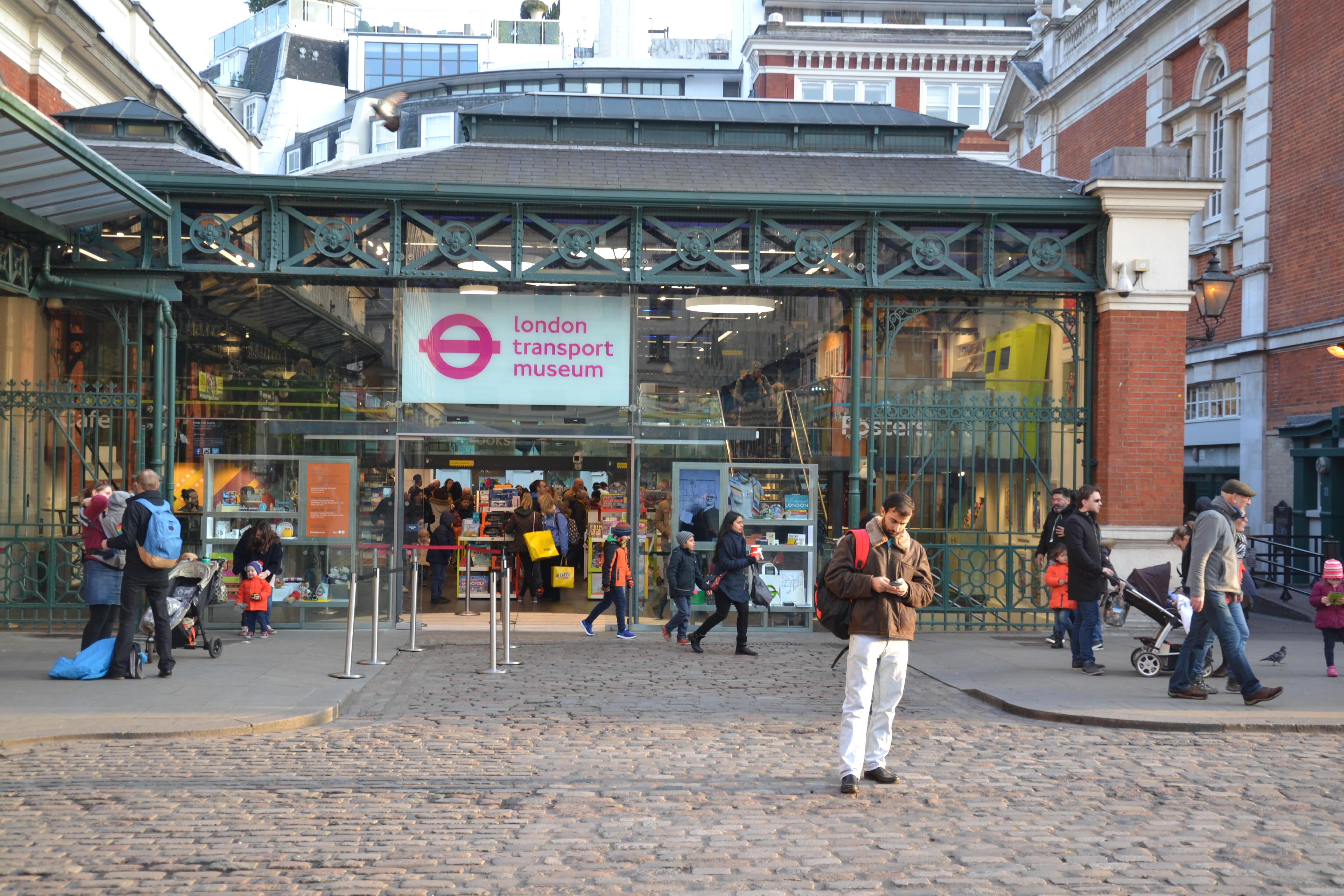 Image result for London Transport Museum