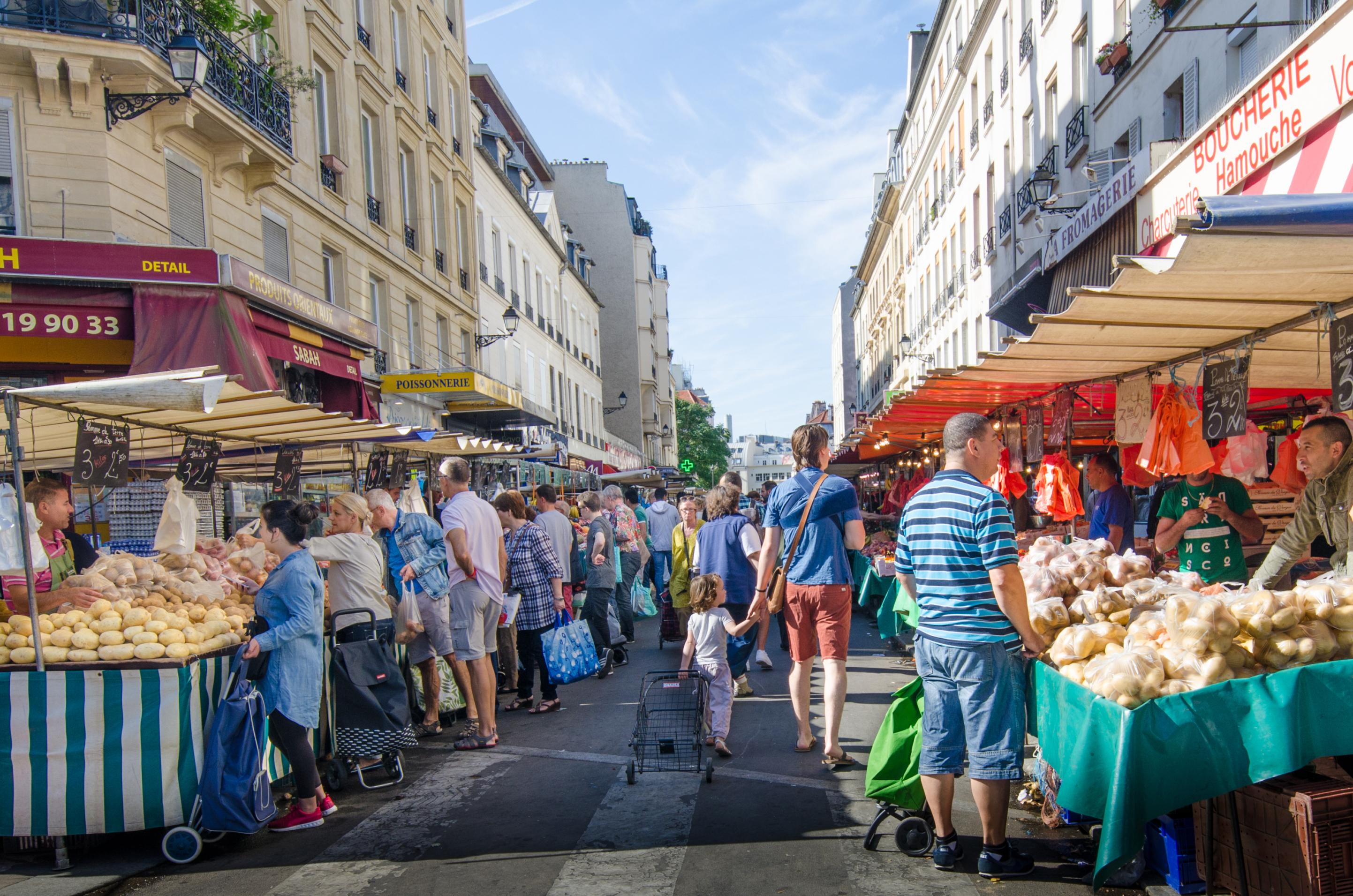Car Rental Lafayette La >> Marché Bastille   Paris, France Restaurants - Lonely Planet