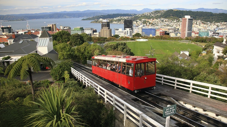 Attractions In Wellington New Zealand Lonely Planet