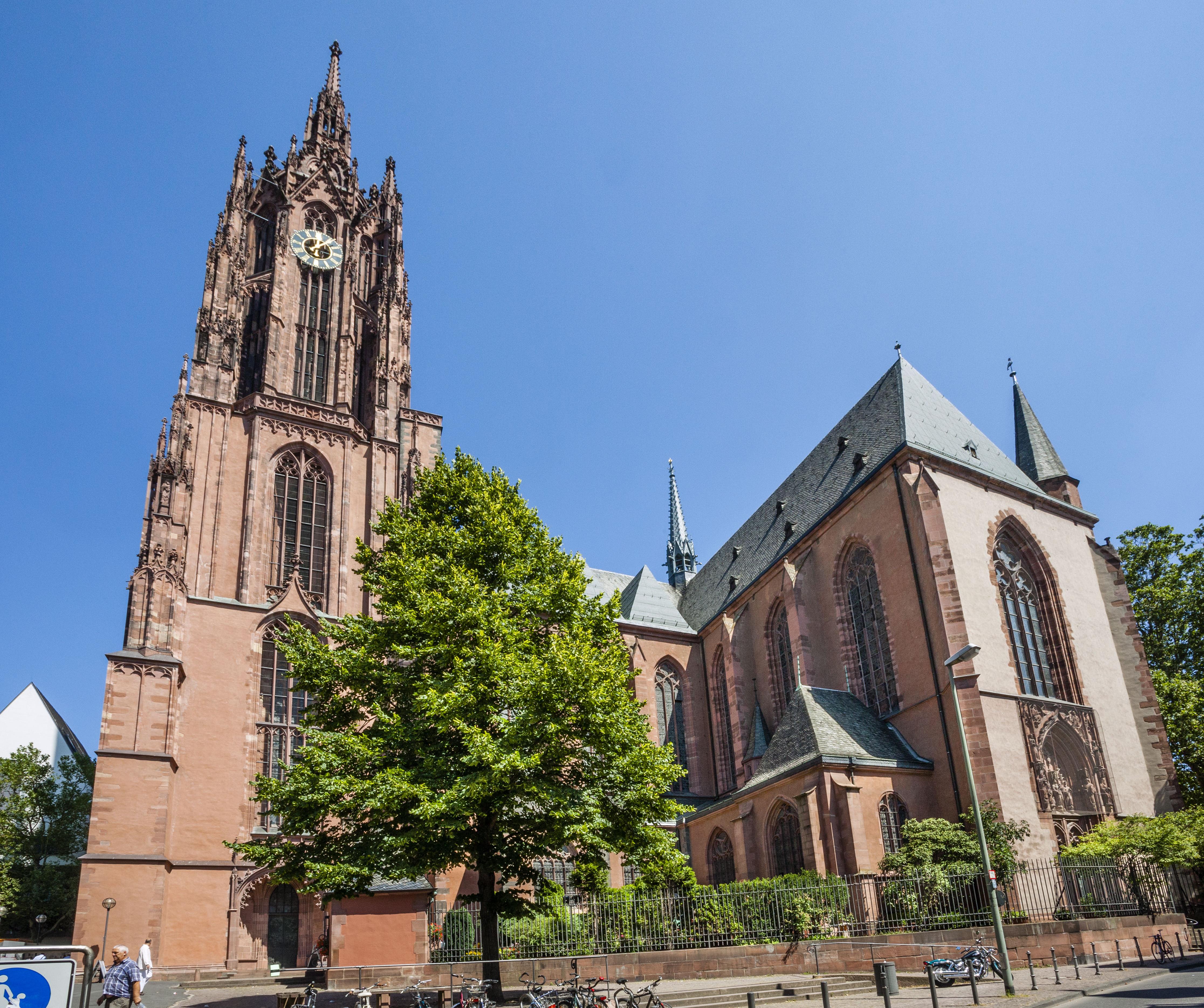 Frankfurt Am Main, Germany Attractions
