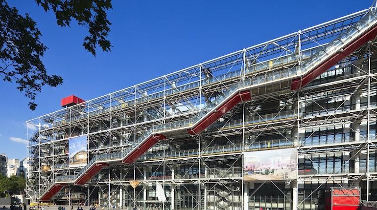 centre pompidou in paris france lonely planet