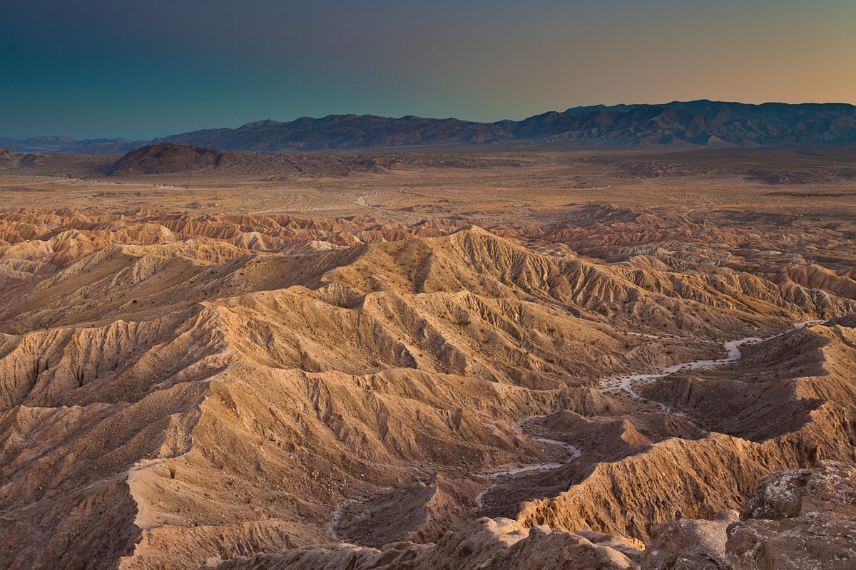 Anza Borrego Desert State Park Travel California Usa Lonely Planet