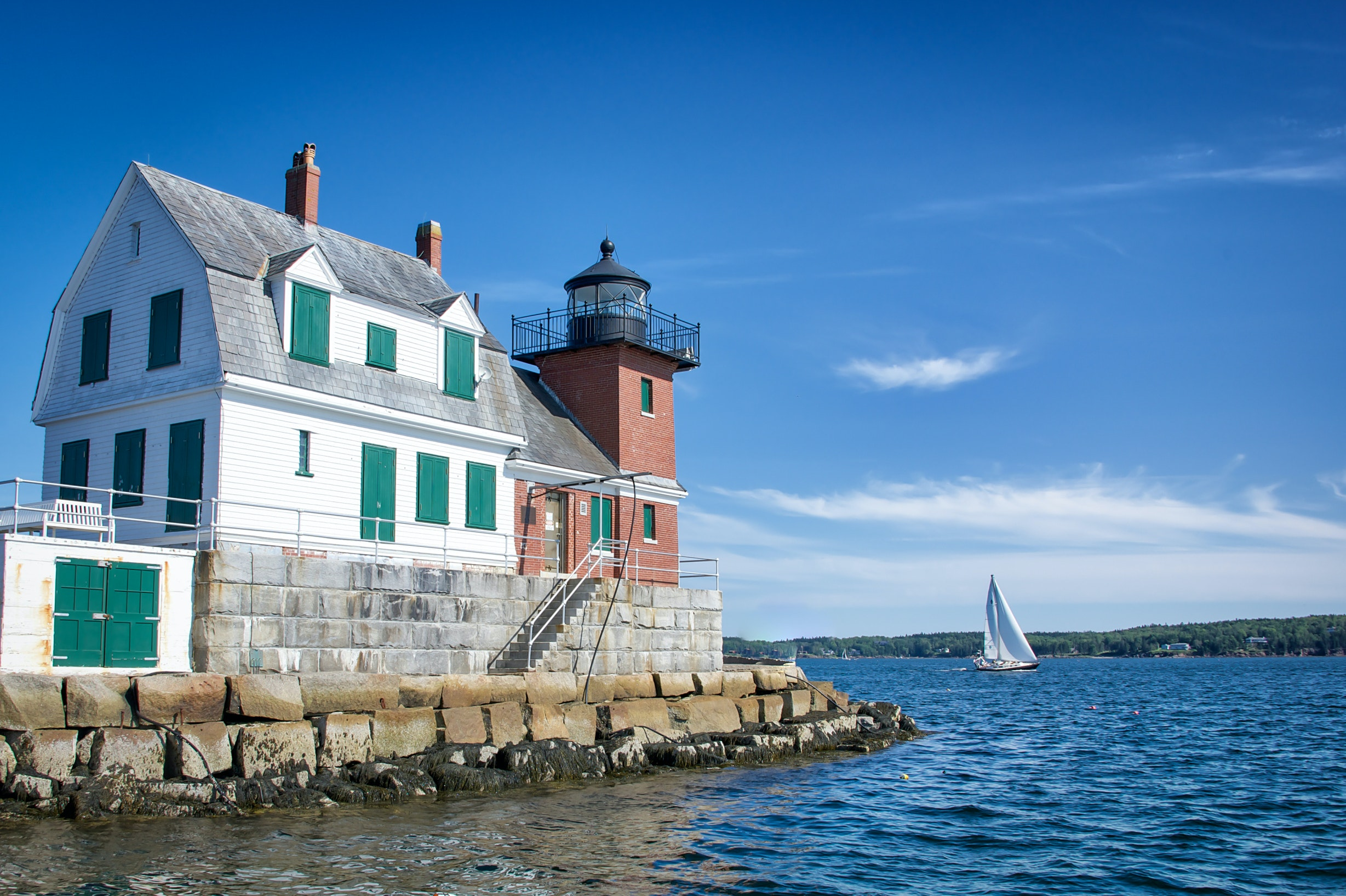 Maine travel - Lonely Planet