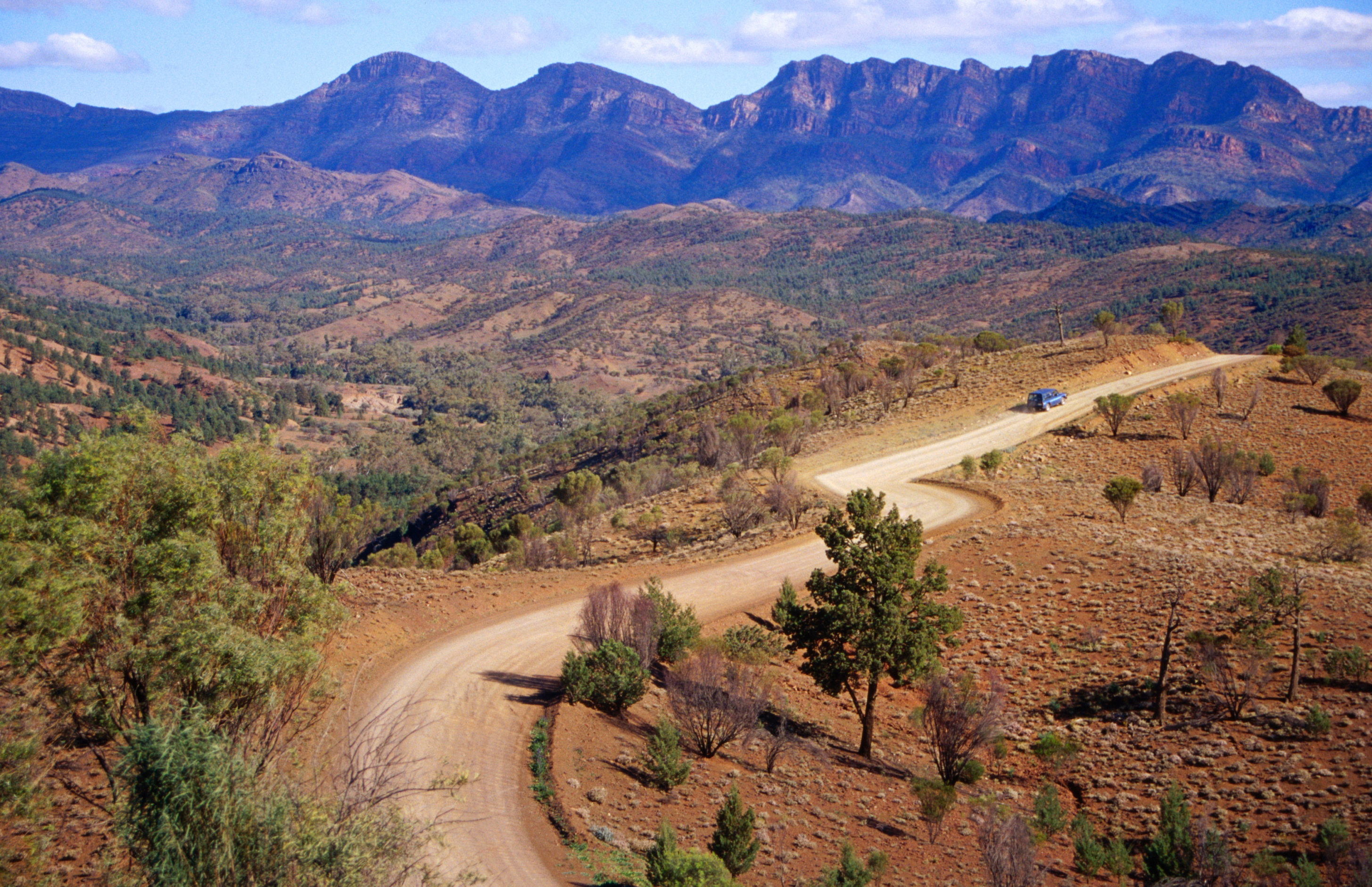 Flinders Ranges National Park Australia