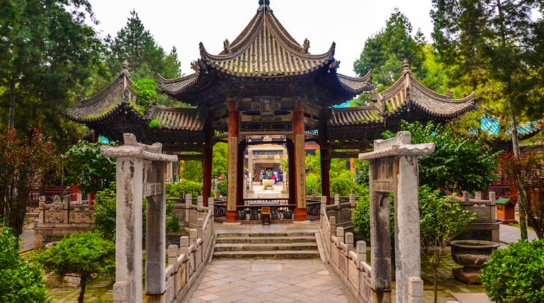 Great Mosque In Xī ān China Lonely Planet