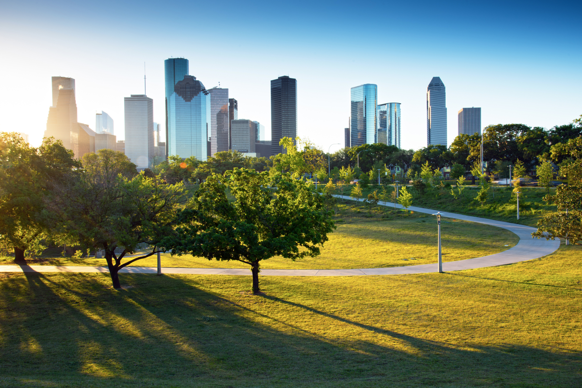 Buffalo Bayou Park Houston Usa Attractions Lonely Planet