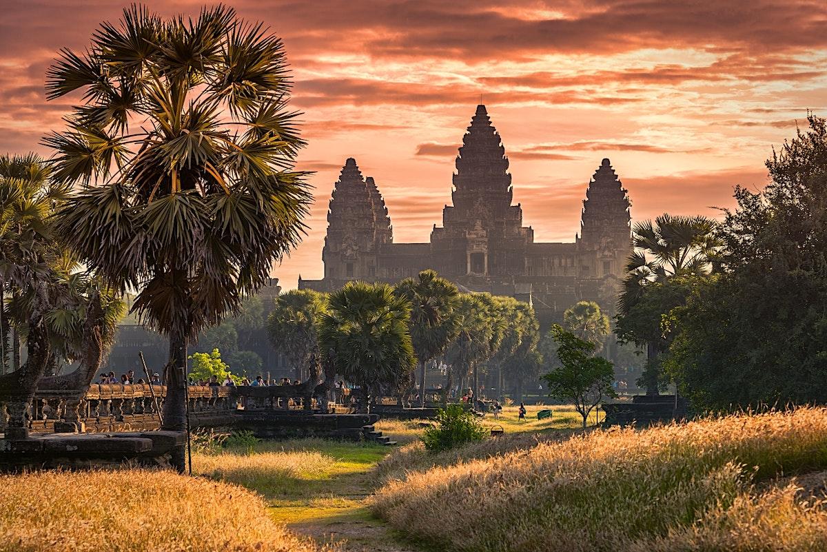Angkor Wat Karte.Siem Reap Travel Cambodia Lonely Planet