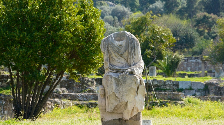 Ancient Agora In Athens Greece Lonely Planet