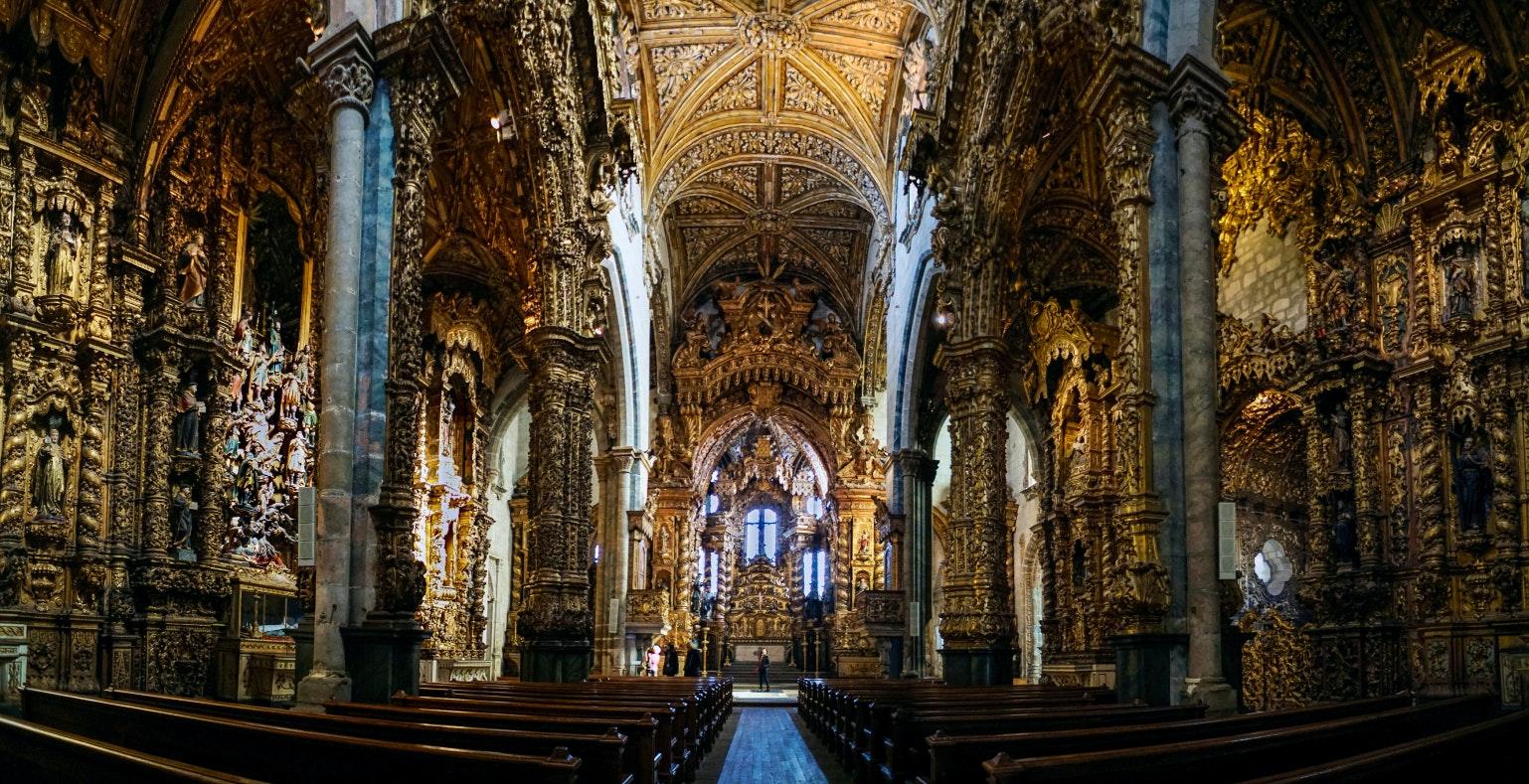 Conhecido Igreja de São Francisco in Porto, Portugal - Lonely Planet IW04