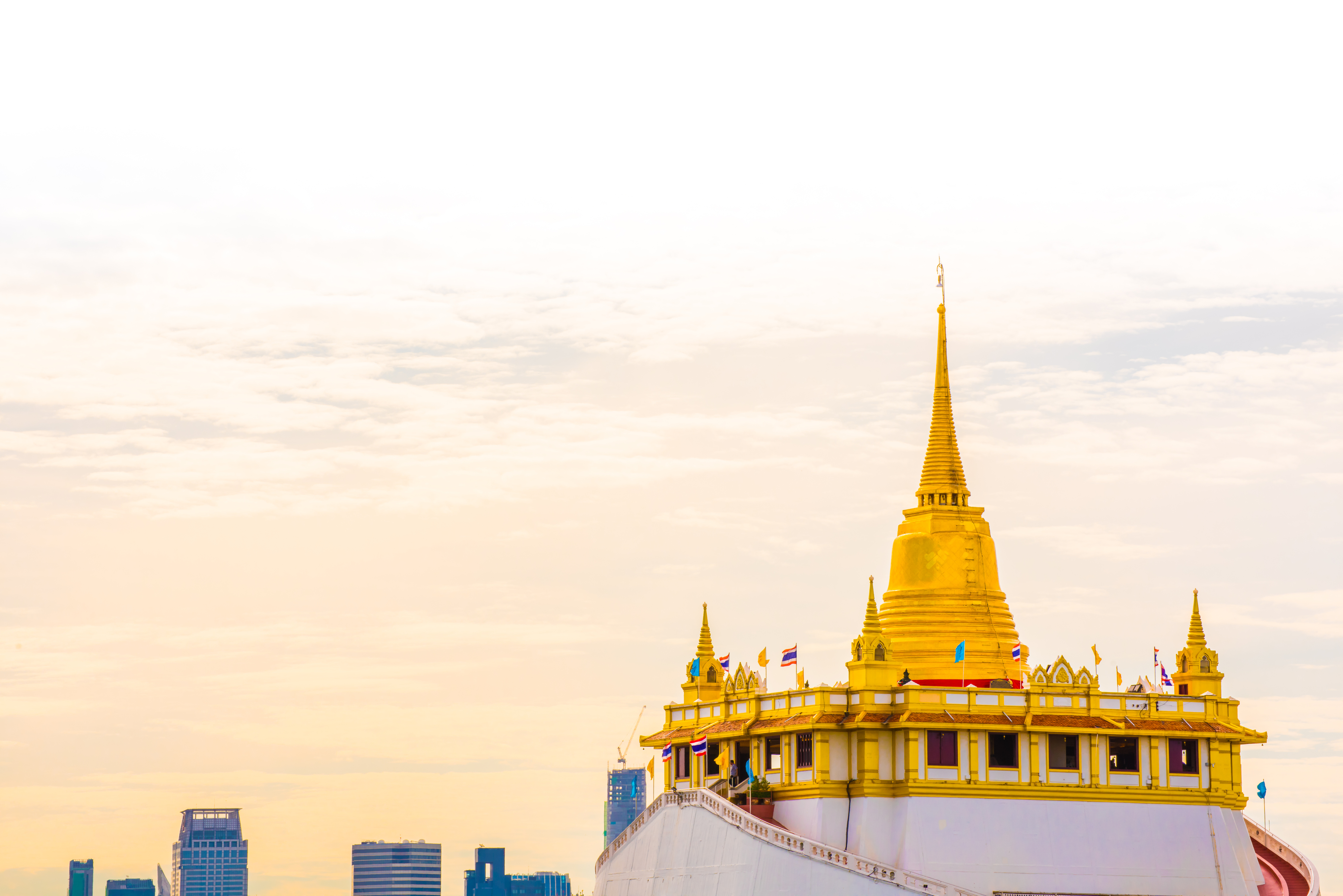 Golden Mount | Bangkok, Thailand Attractions - Lonely Planet