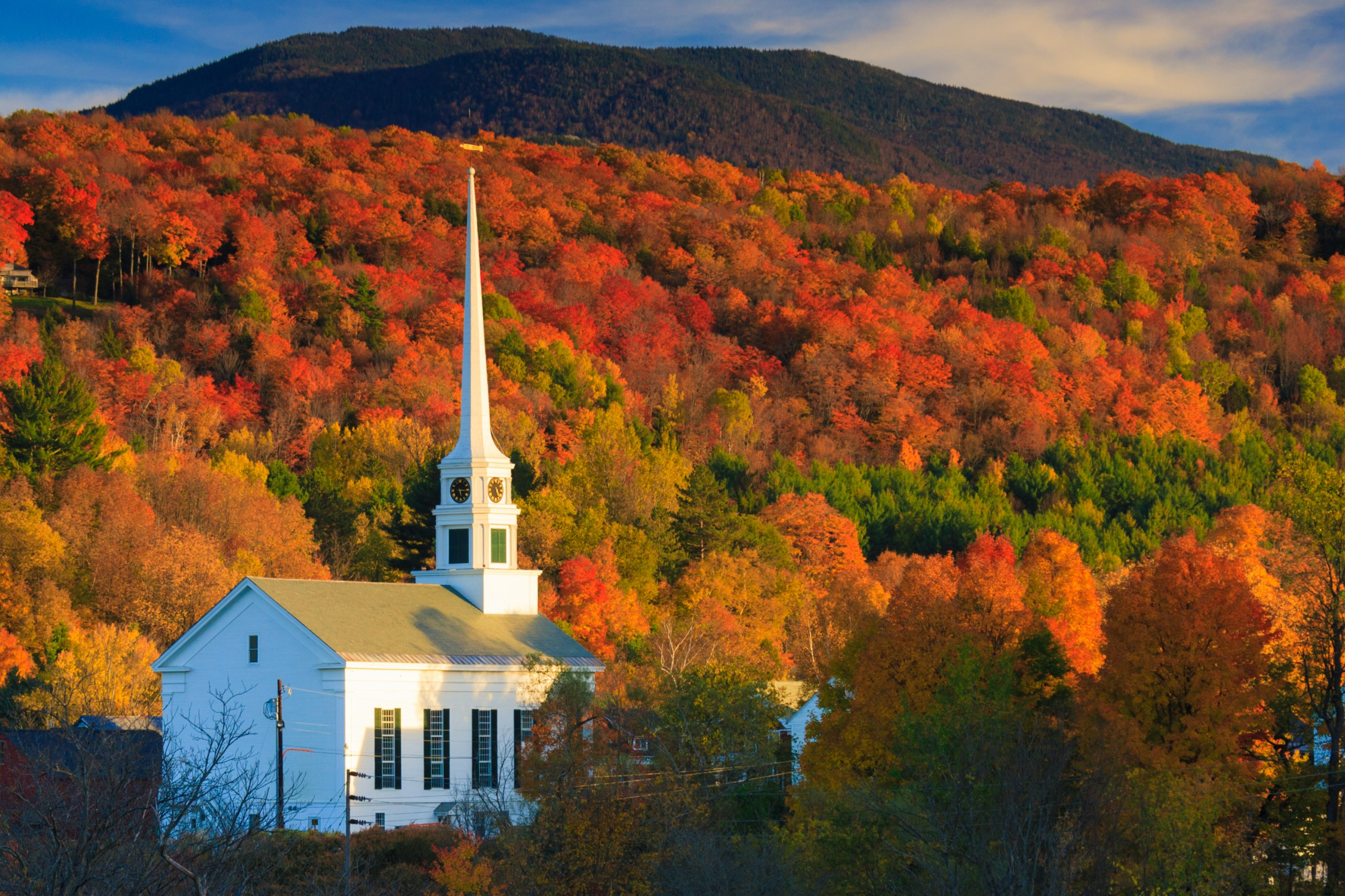 New England travel Lonely Planet