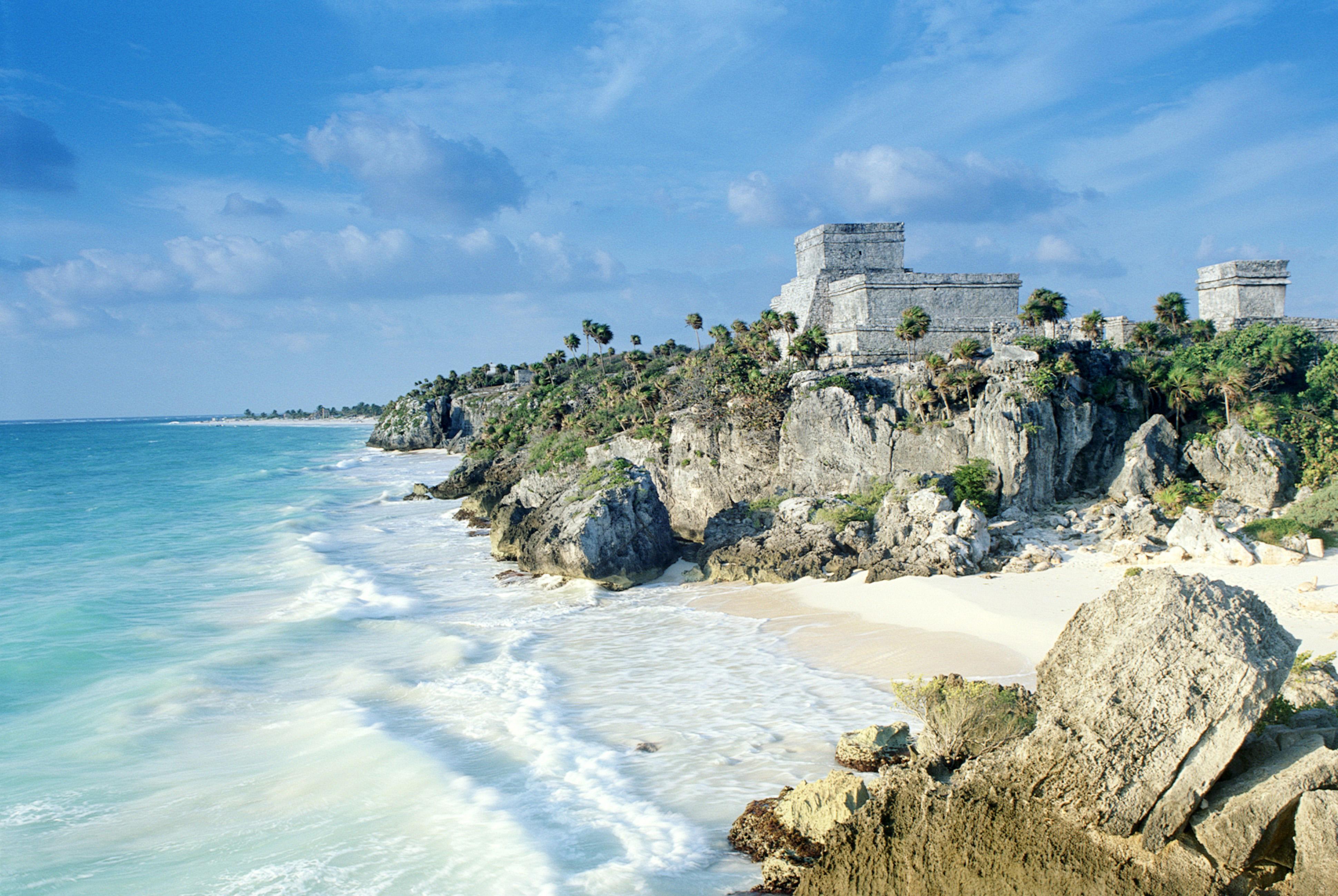 Cozumel Ruins And Beach Tour