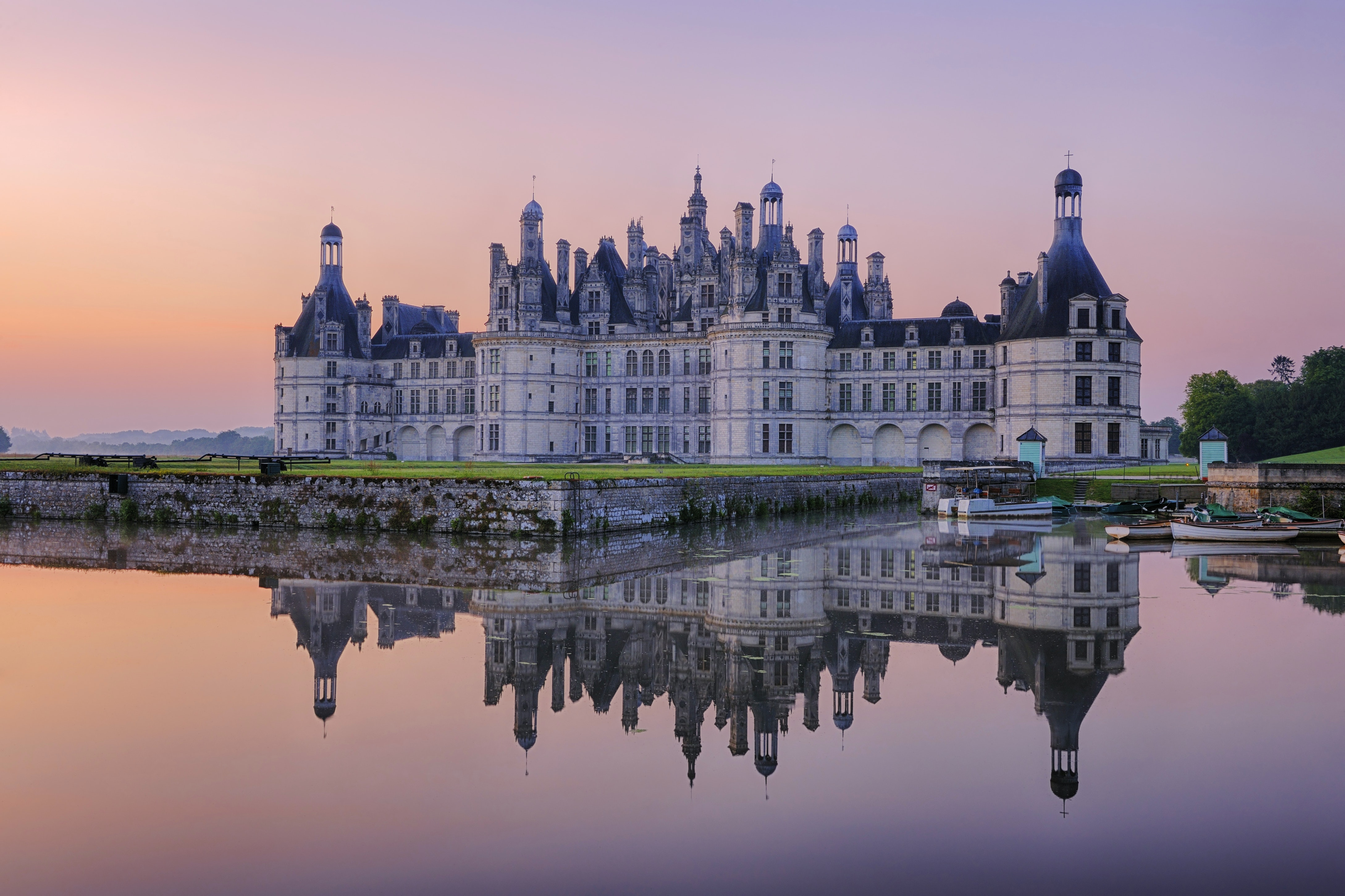 Ch 226 Teau De Chambord In Bl 233 Sois Lonely Planet