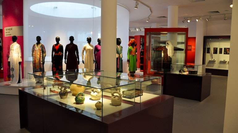 Image result for vietnamese women's museum
