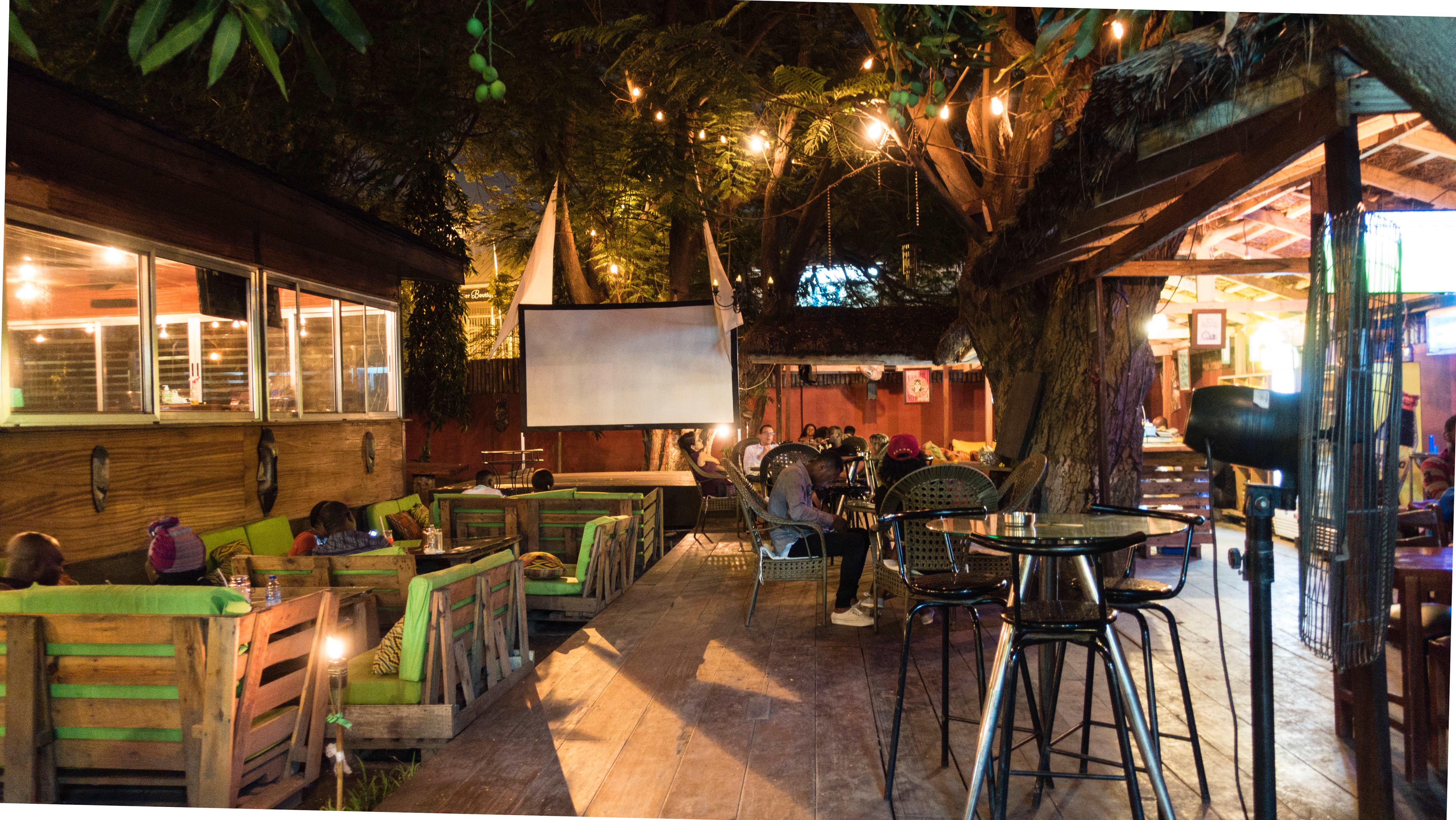 Zen Garden Accra Ghana Restaurants Lonely Planet