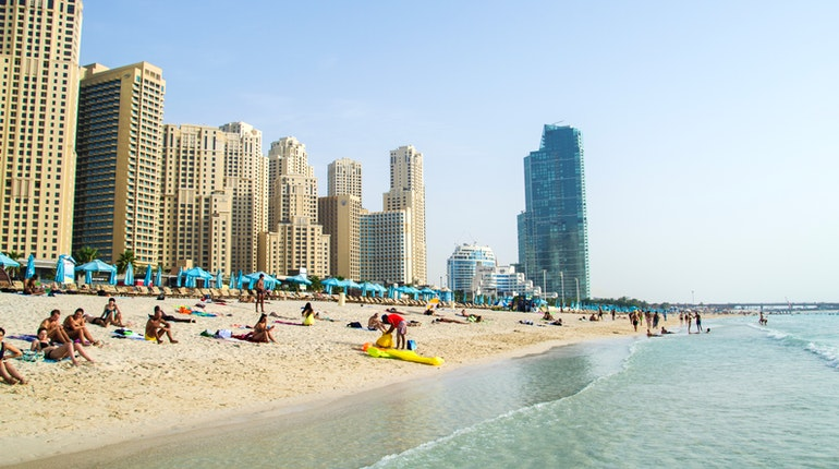 Image result for jbr beach