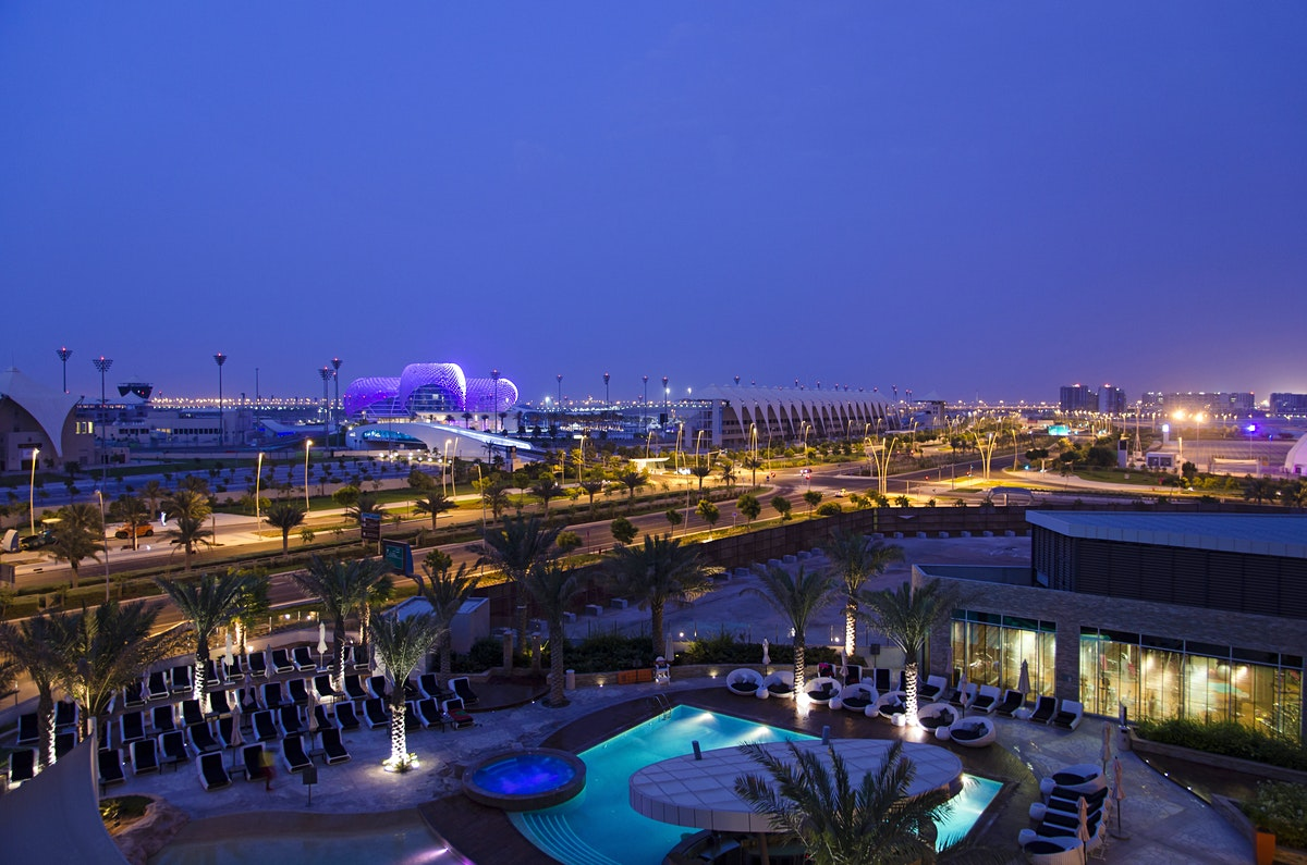 Yas Island Travel Abu Dhabi United Arab Emirates