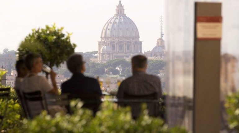 Terrazza Caffarelli in Rome, Italy - Lonely Planet