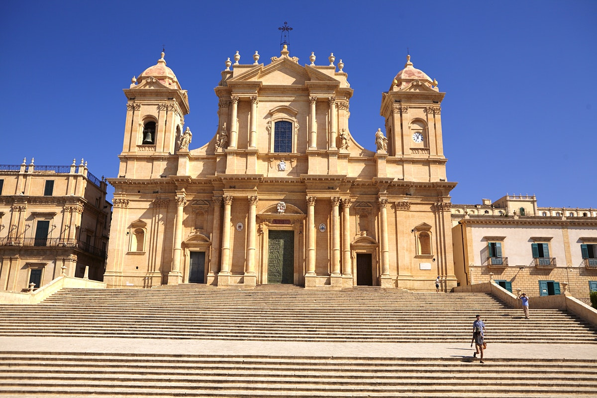 Noto Travel Sicily Italy Lonely Planet