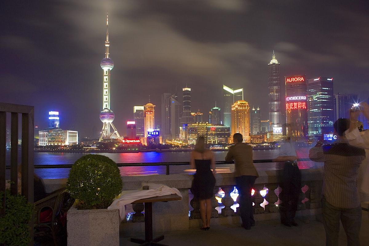 The Bund Amp People S Square Travel Shanghai China