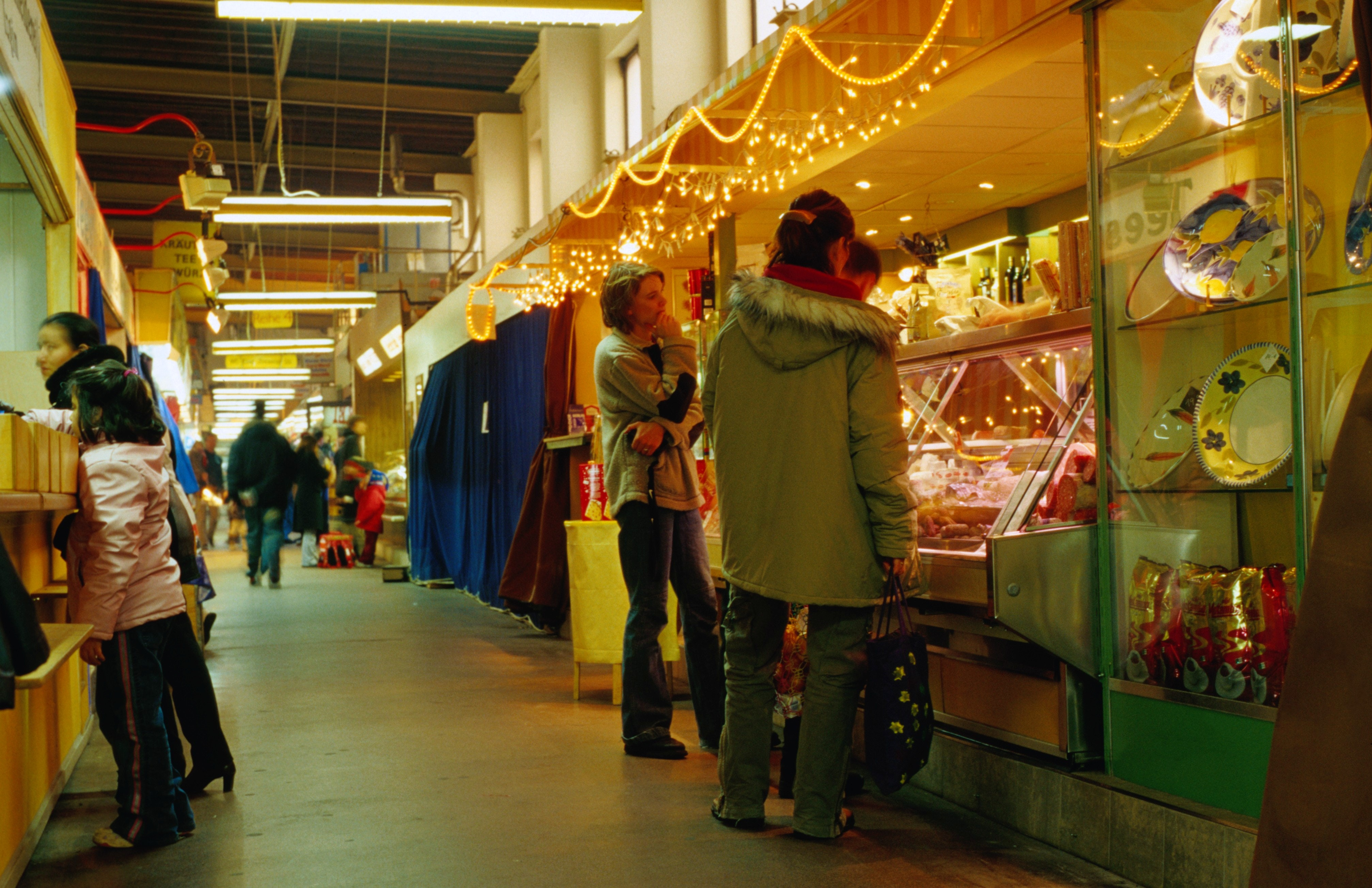 Markthalle Regensburg shopping in germany lonely planet