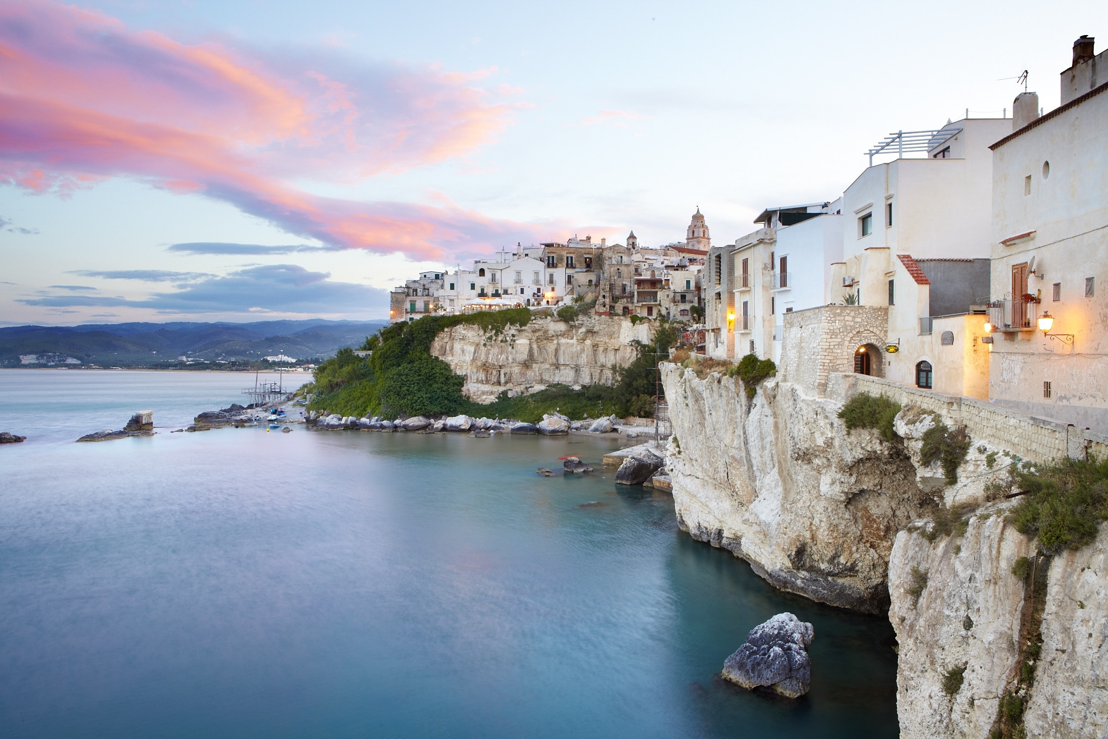 Vieste travel | Puglia, Italy   Lonely Planet