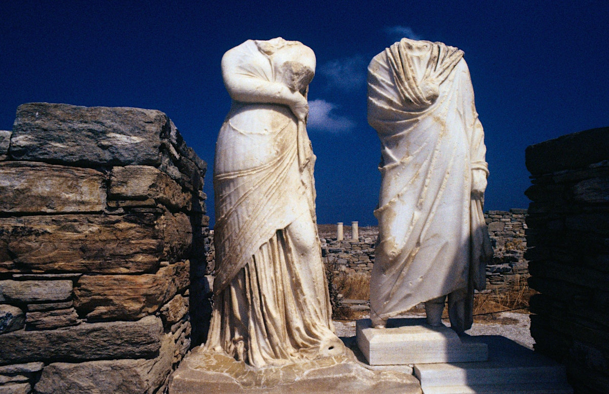 Delos travel | Cyclades, Greece - Lonely Planet