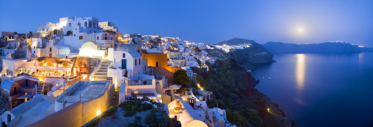 Oia Travel Greece Lonely Planet