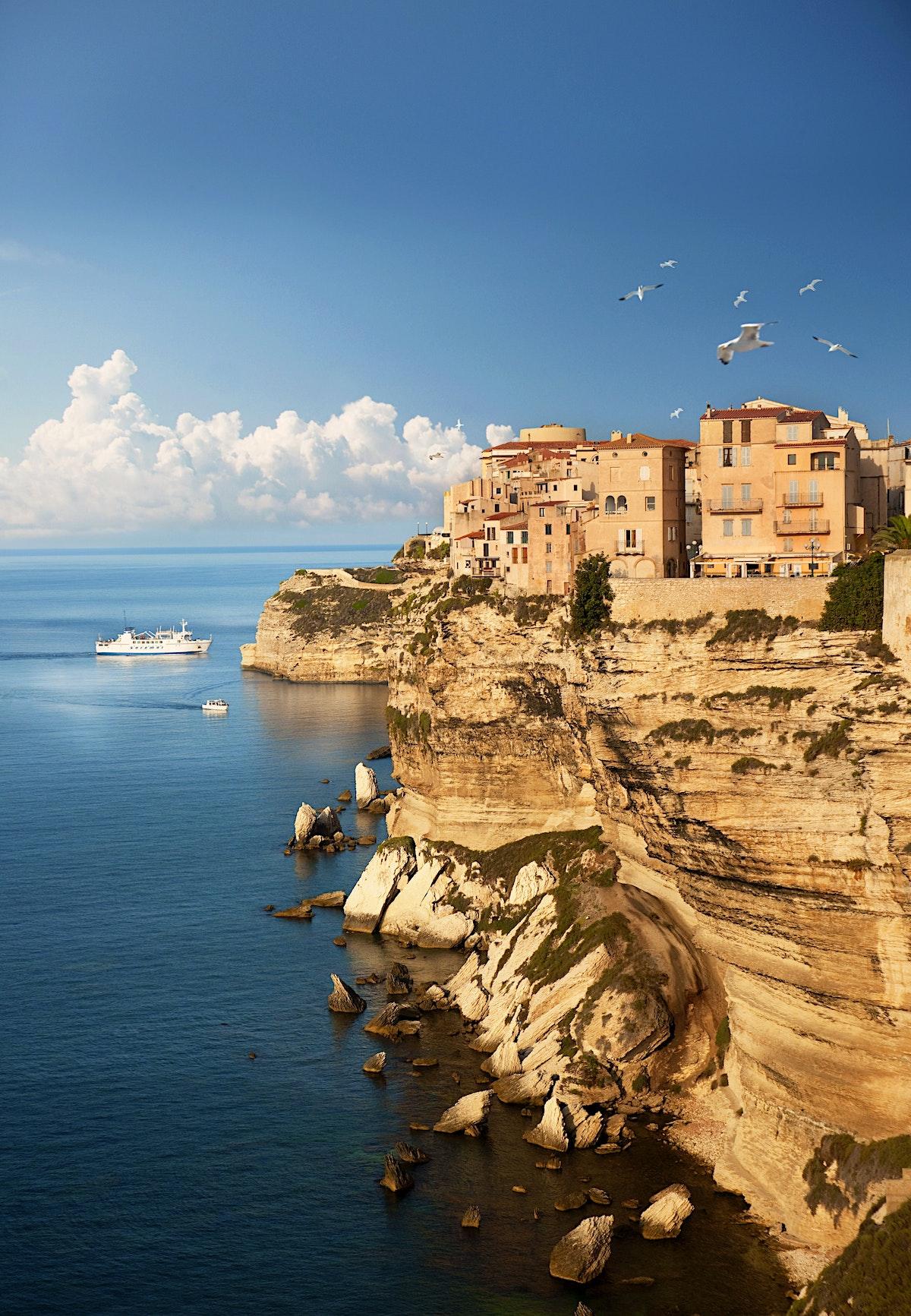 Bonifacio Travel Corsica France Lonely Planet